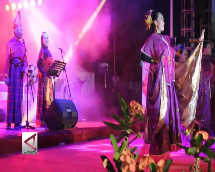 Festival Tambora 2016 Kejar Target Wisata