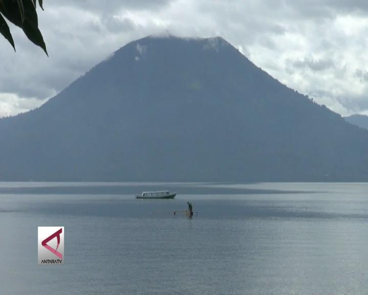 Pesona Danau Ranau di Oku Selatan