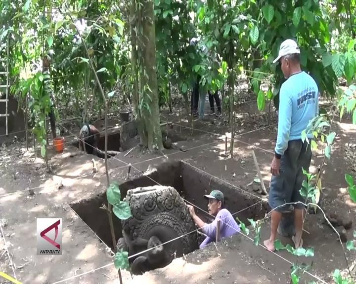 Diduga Candi Purbakala Terkubur di Kediri