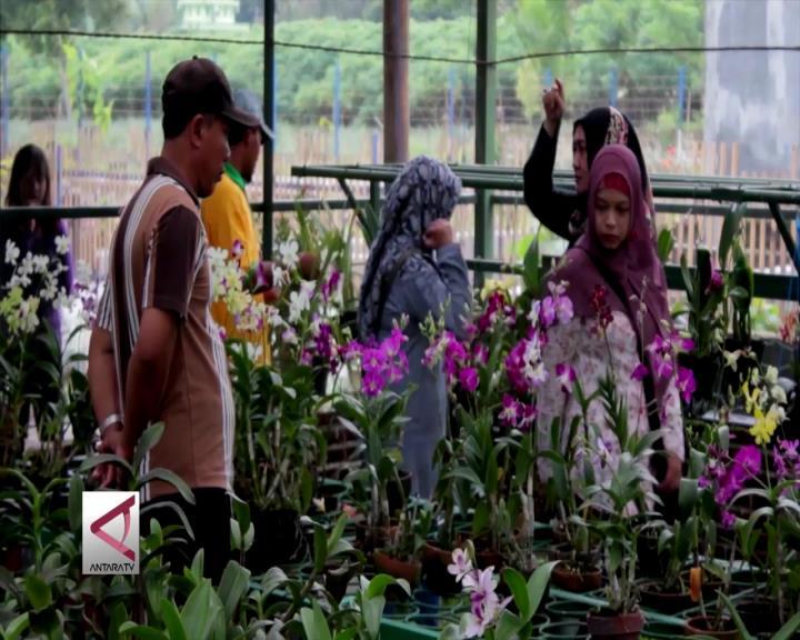 Kampung Anggrek, Destinasi Wisata Baru Kediri