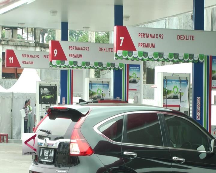 Pertamina Luncurkan BBM Dexlite