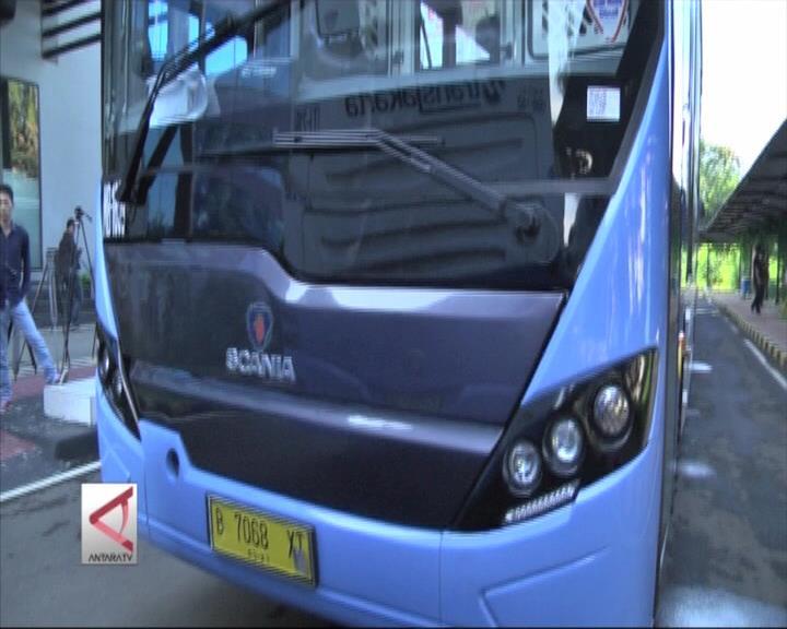 Transjakarta Tambah 350 Unit Bus