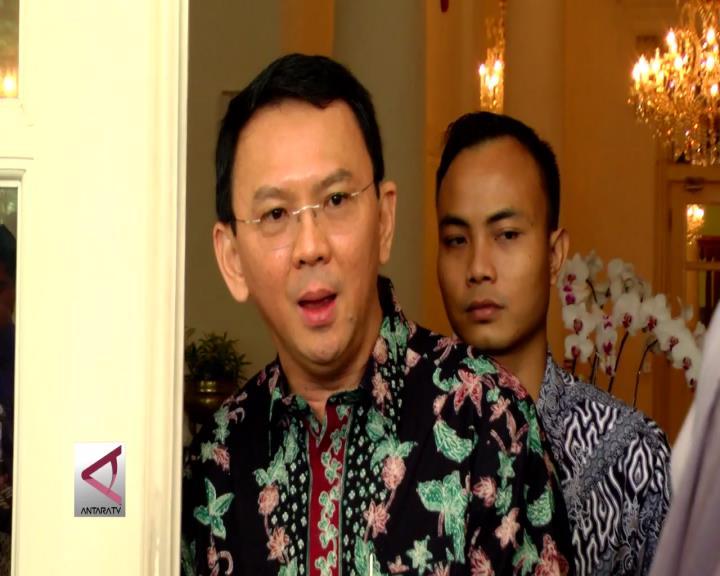 Gubernur Basuki Janji Benahi Jakarta Sampai Oktober