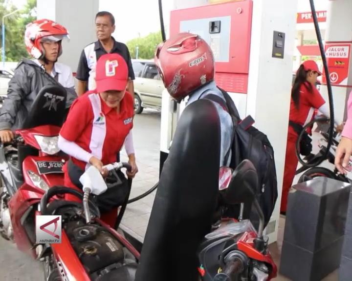 Konsumsi Pertalite Meningkat Pesat di Lampung