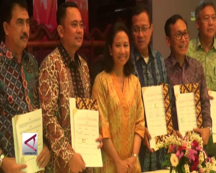 Menteri BUMN Luncurkan Wisata Segitiga Emas Joglosemar