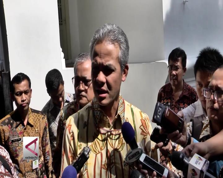 Gubernur Jateng Pastikan Magelang Mulai Kondusif