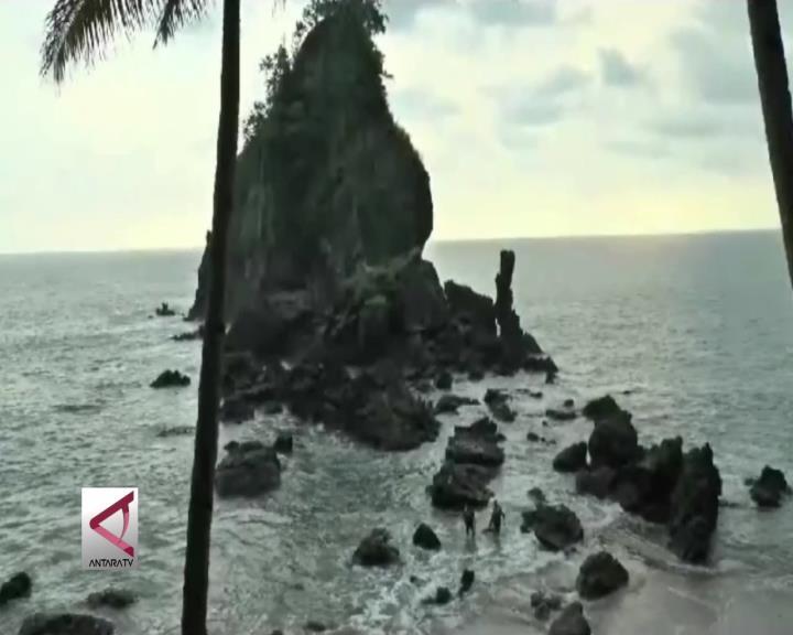 Pantai Karang Agung, Wisata Bahari Baru di Kebumen
