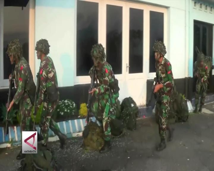 Saat Lanud Abdul Rachman Saleh Diserang 'Teroris'
