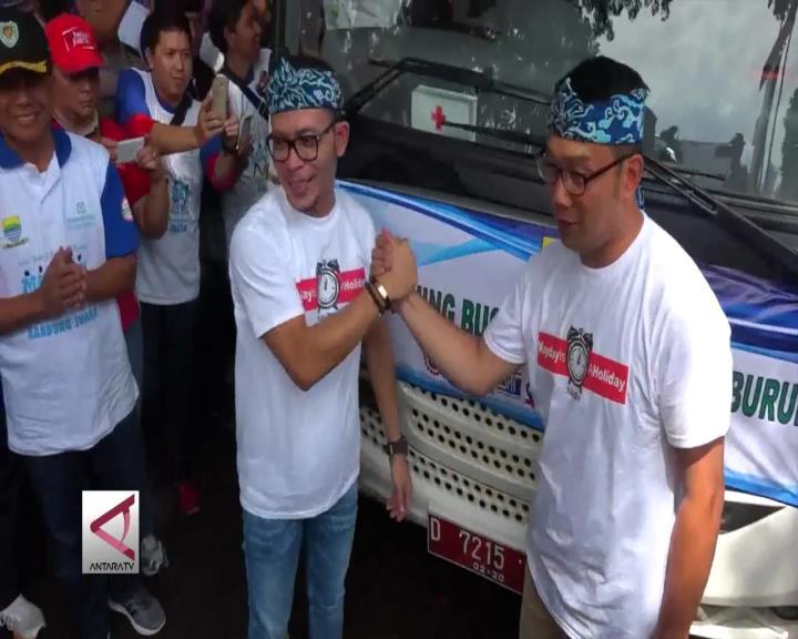 Pemkot Bandung Luncurkan Bus Buruh di Hari May Day