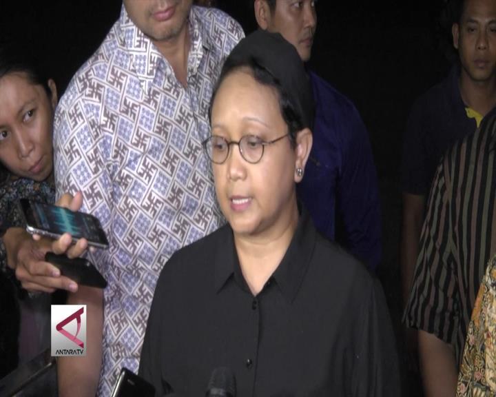 WNI  Korban Sandera Abu Sayyaf Tiba di Jakarta