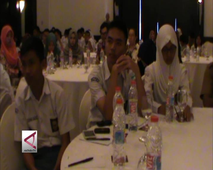 Pelajar Lampung Ikuti Kampanye Anti Radikalisme
