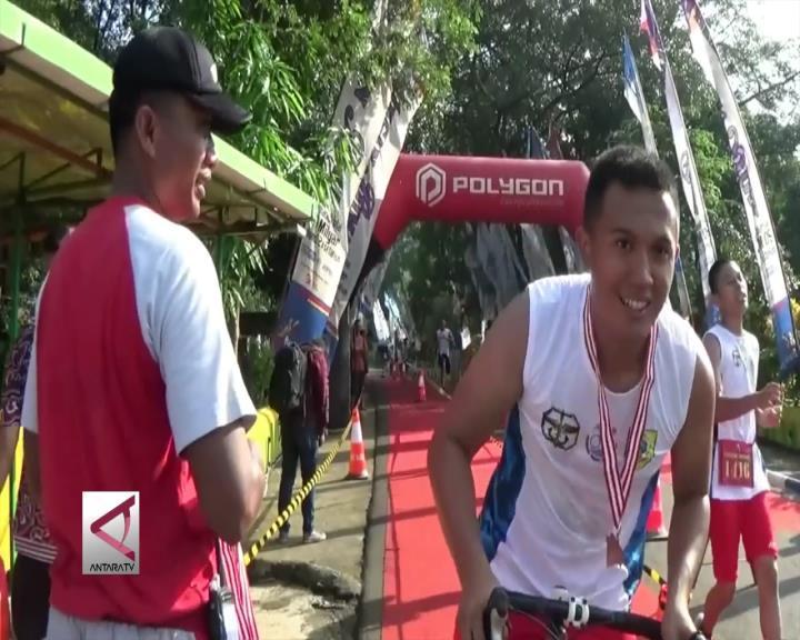 Triathlon Dongkrak Potensi Wisata Wonogiri