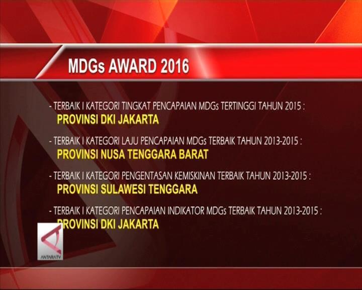DKI Borong Empat Penghargaan Provinsi Terbaik