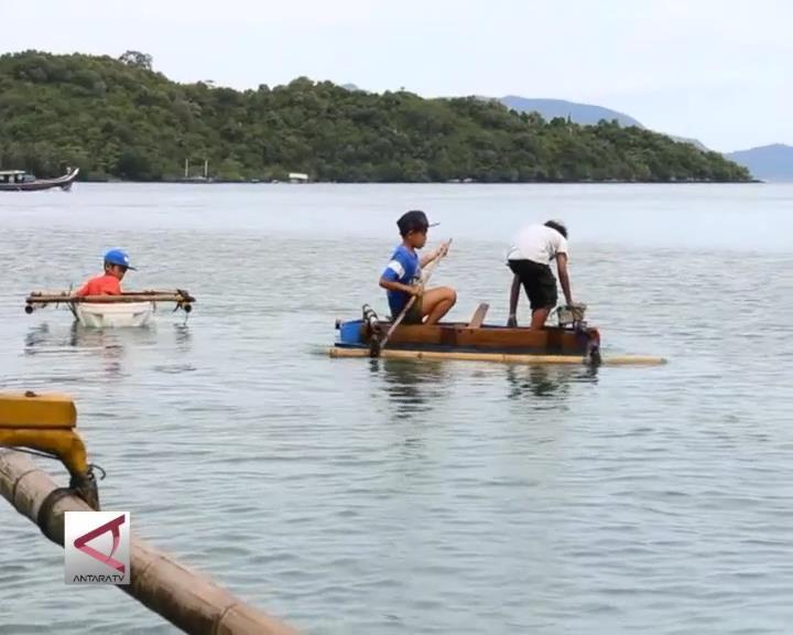 Lampung Kebut Pengesahan Perda Zonasi Laut
