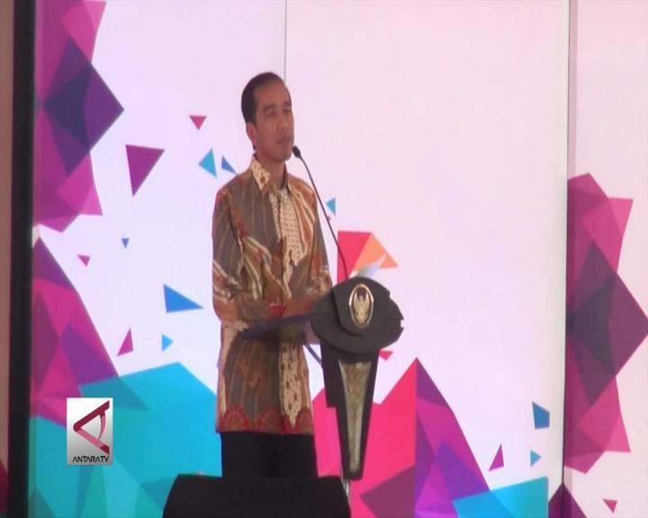 Presiden Resmikan Jambore HIPMI PT Se-Asean