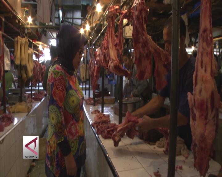 Apapun Caranya Harga Daging Harus di Bawah Rp80.000/kg