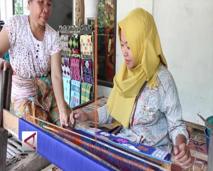 Tenun Lombok, Andalan Desa Wisata Sukarare