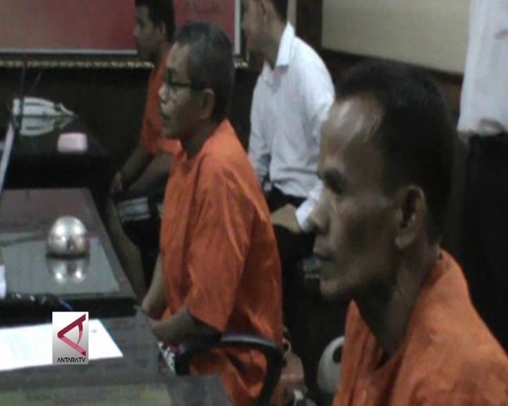 Polisi Jambi Amankan 2,3 Kg Emas Ilegal