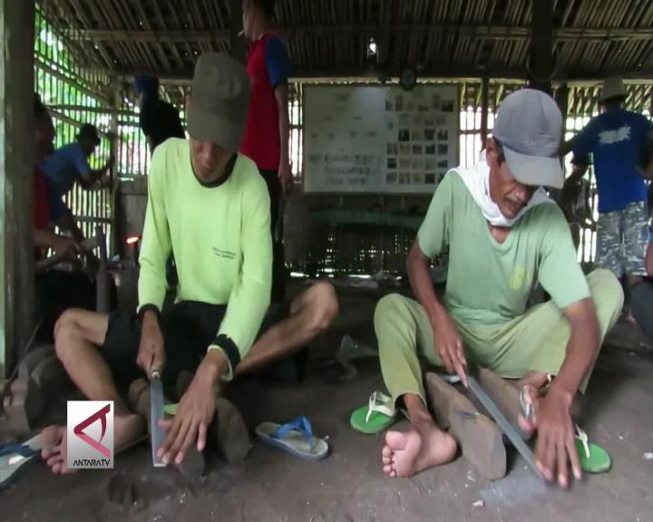 Sentra Pandai Besi Kulonprogo Yang Mendunia