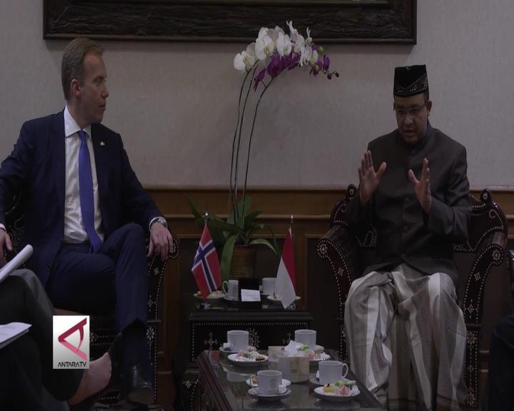 Indonesia-Norwegia Sepakati Kerja Sama Pendidikan