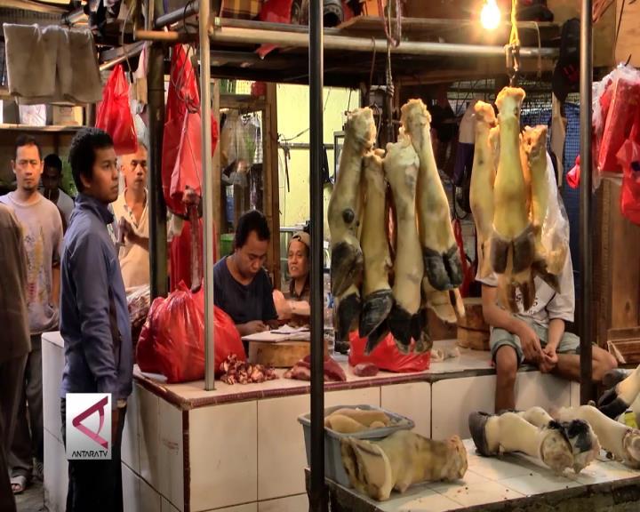 Yang Membuat Harga Daging Bisa di Bawah Rp80 Ribu/Kg