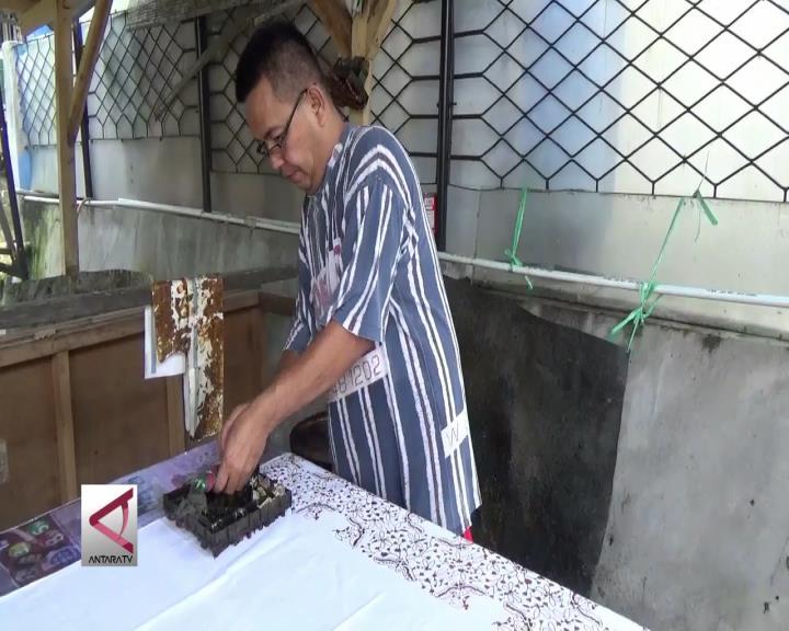 Batik Khas Sukabumi Tembus Pasar Internasional