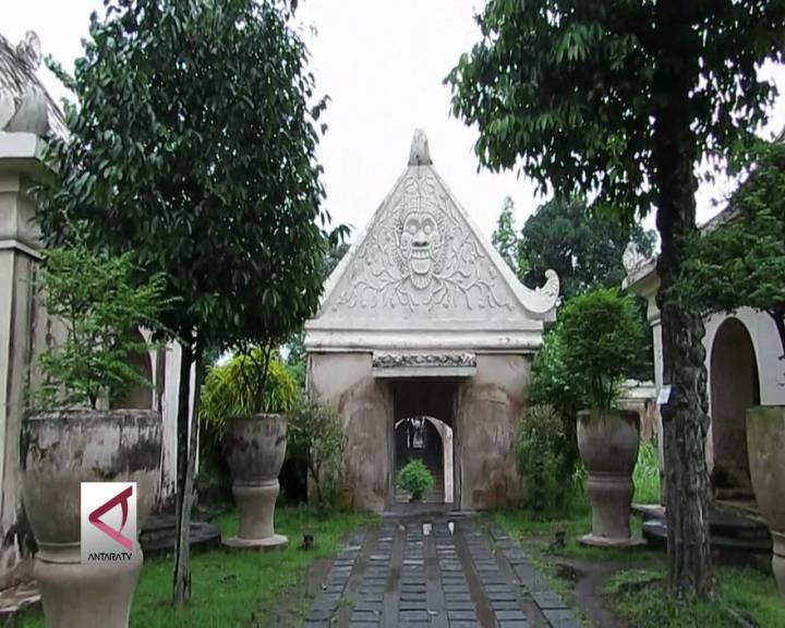 Masjid Tersembunyi di Pemandian Kraton Yogyakarta