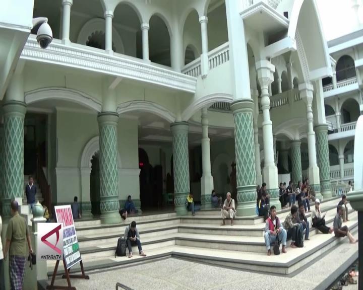 Masjid Tua Bernuansa Jawa di Kota Malang