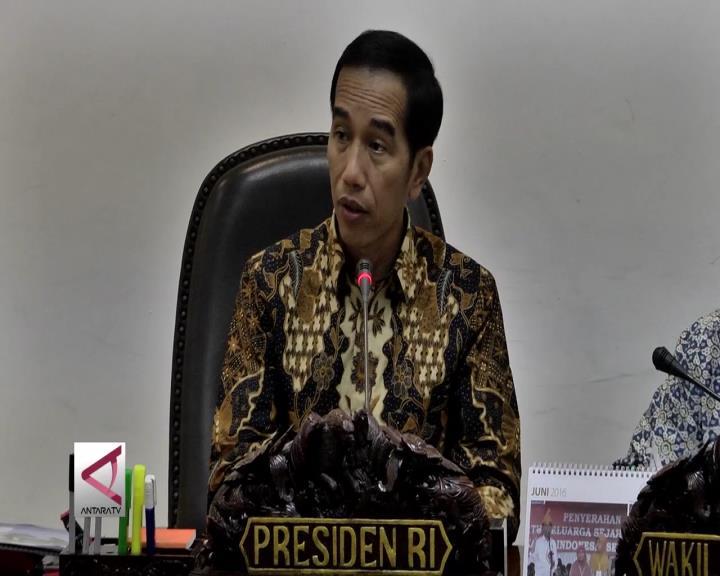 Presiden: Percepat Kawasan Ekonomi Khusus di Sorong