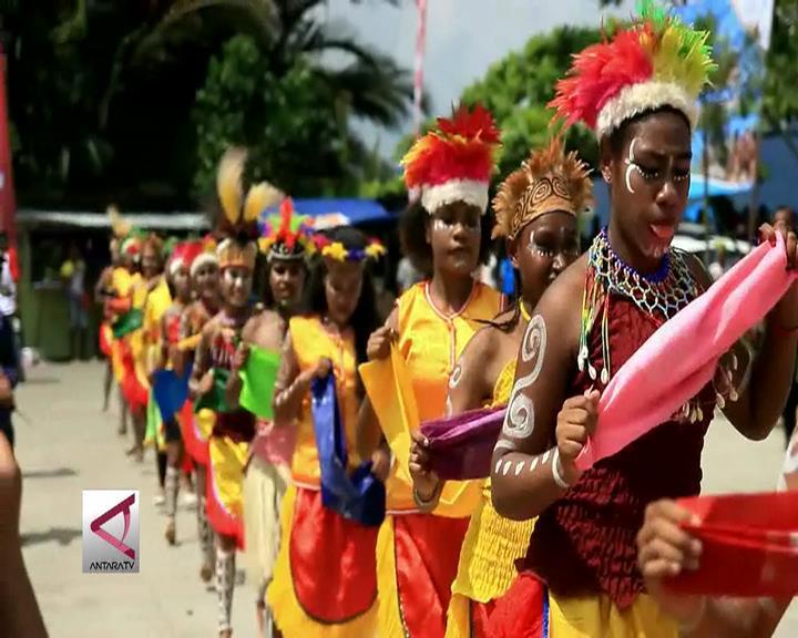 Ajang Mempromosikan Pariwisata Jayapura