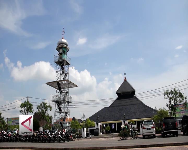 Jejak Penyebaran Islam di Masjid Agung Demak