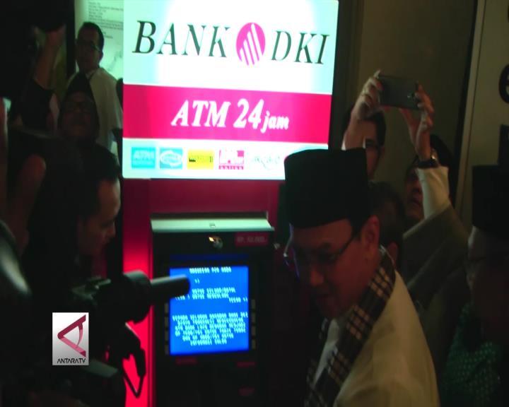 Peluncuran Pelayanan Elektronik Pada HUT Jakarta