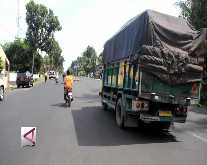 Jalan Lingkar Sumpiuh Siap Dilalui Pemudik