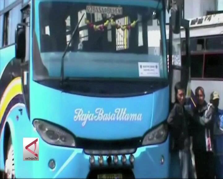 Banyak Bus Mudik di Lampung Tak Penuhi Aturan