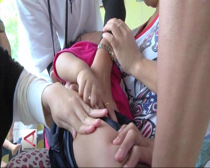 Menkes Imbau Tetap Lakukan Imunisasi