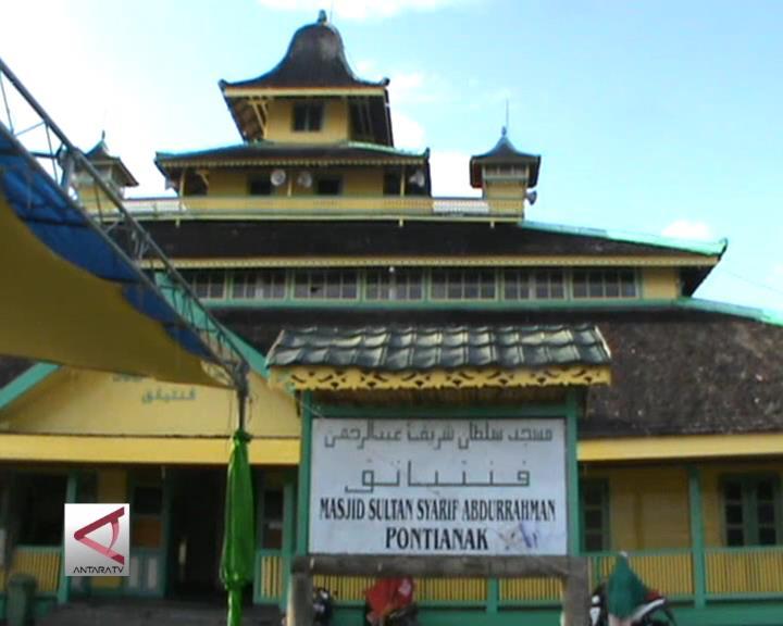 Mengenal Masjid Jami di Pontianak