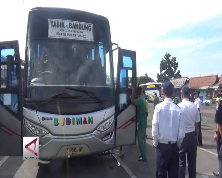 1.220 Bus Siap Angkut Pemudik Bandung