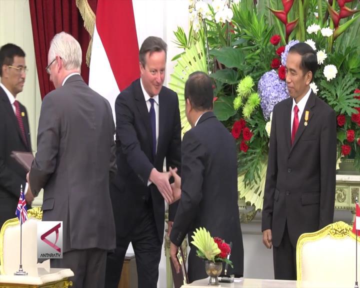 Indonesia –Inggris Berpeluang Tingkatkan Perdagangan