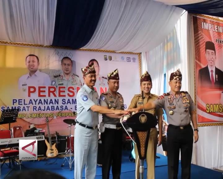 Lampung Sederhanakan Sistem Bayar Pajak Kendaraan