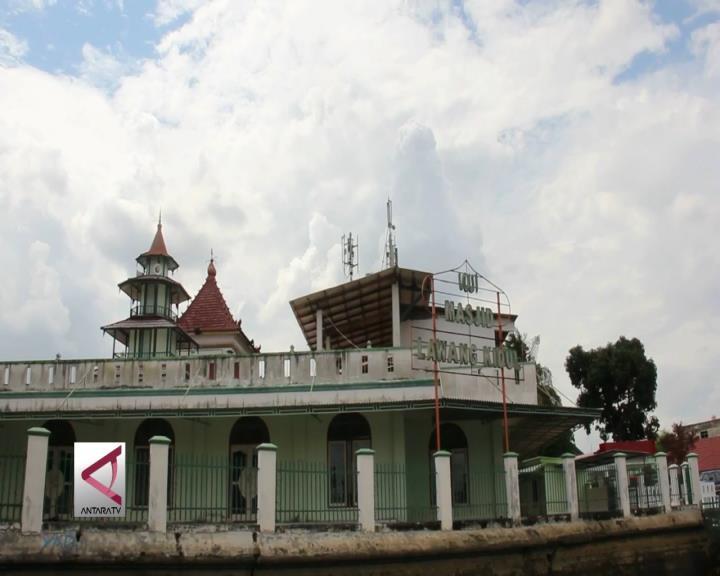 Masjid Lawang Kidul Saksi Penyebaran Islam