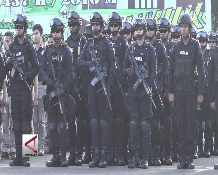 Antisipasi Terorisme, Polri Amankan Bandara