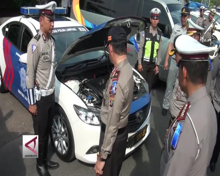 Lampung Zona I Prioritas Pengamanan Mudik