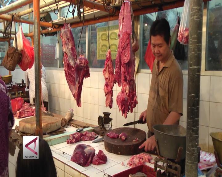 Pemerintah Terus Upayakan Stabilisasi Harga Daging
