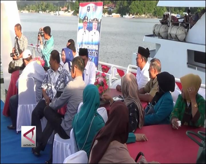 Wakatobi Canangkan Diri Jadi Kabupaten Maritim