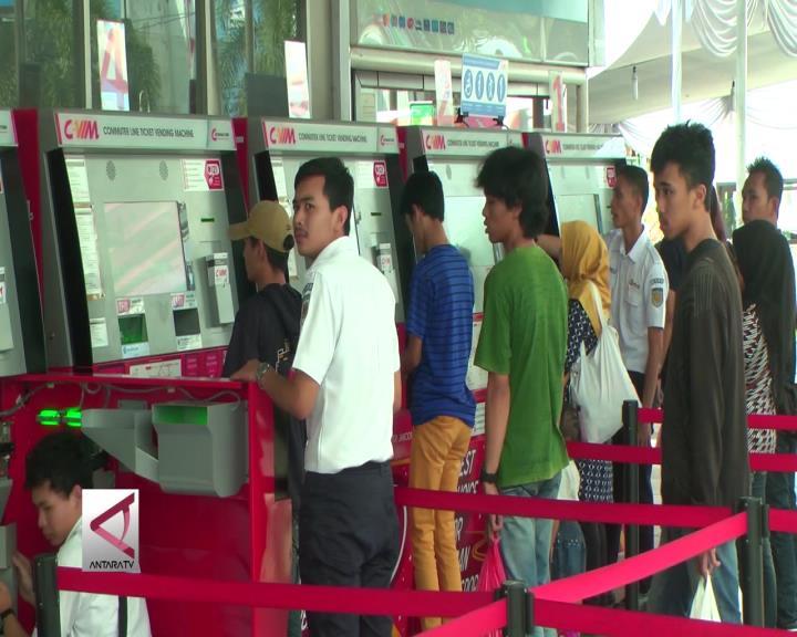 KCJ Tambah 13 Loket Tambahan di Stasiun Bogor