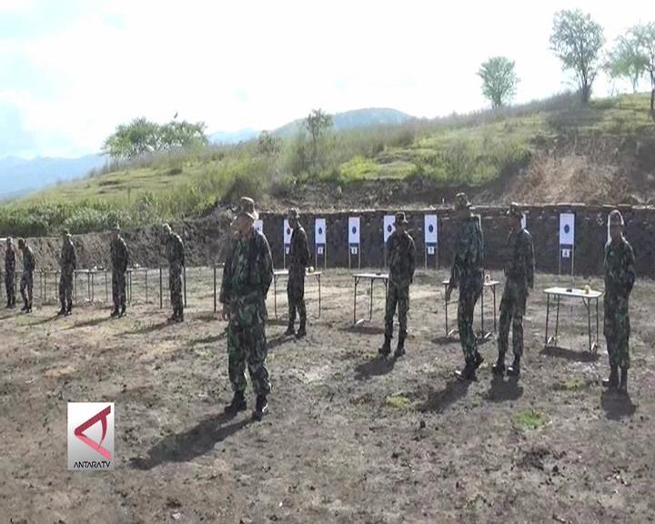 Lapangan Tembak Terluas di Sulteng Diresmikan