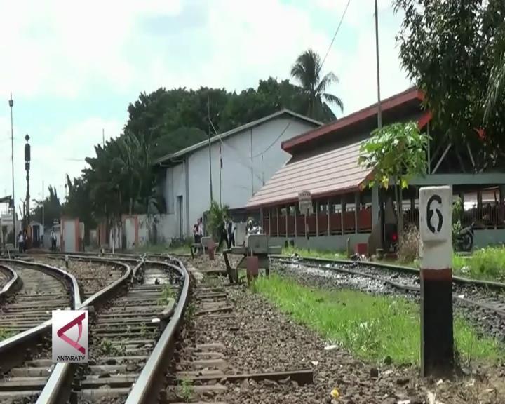 Proyek Jalur  Ganda Kereta Prabumulih Kertapati Dikebut