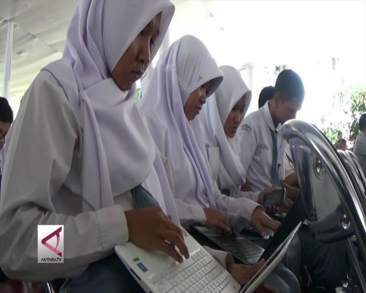 Upaya Warga Bogor Konversikan Buku untuk Tunanetra