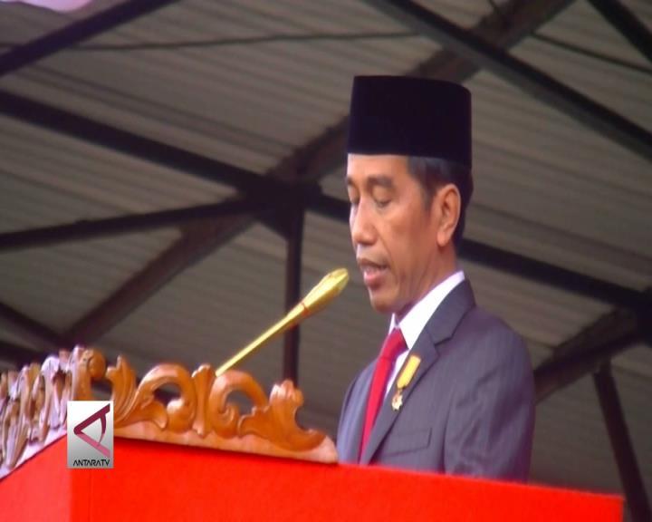 Presiden : Stop Pertikaian TNI dan Polri