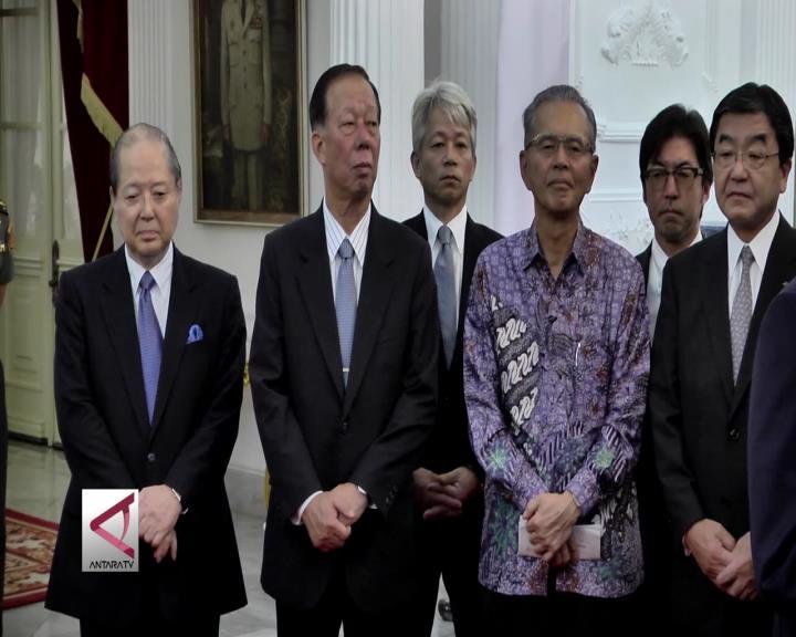Presiden Terima Kunjungan Presiden Japinda